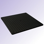 18 in x 18 in Solid Aluminum Optical Breadboard