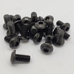M5x10mm Button Hex Screws (20 pcs)
