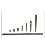 Ø1/2 in Stainless Steel Post - 10 in Long