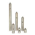 Ø1/2 in Stainless Steel Post - 2 in Long
