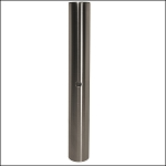Ø38.1mm (1.5in) Stainless Steel Post -  Length 200mm