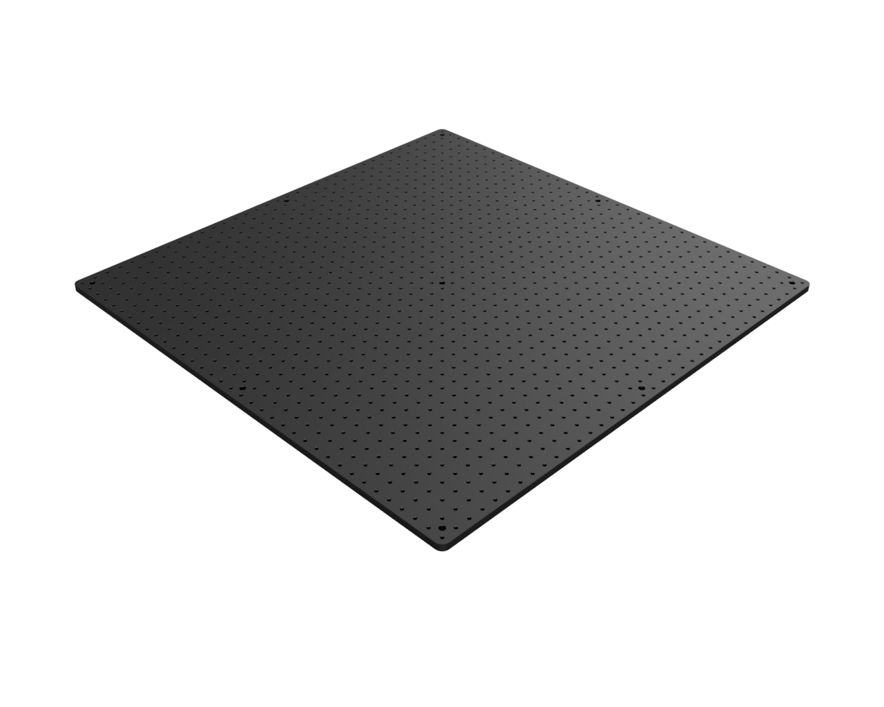Sab363 36 In X 36 In X 1 2 In Solid Aluminum Optical