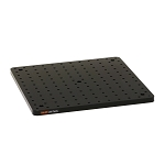 12 in x 12 in Solid Aluminum Optical Breadboard