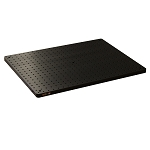 450mm x 600mm x 20mm Thick Aluminum Breadboard
