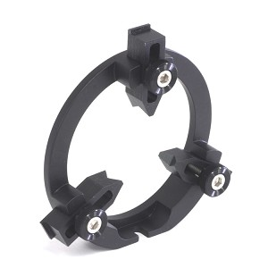 Adjustable Mount: 19mm-57mm