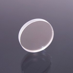 Sapphire Optical Window - Ø9mm, 1.5mm Thick, Uncoated