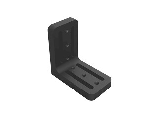 2 in Right Angle Mounting Bracket
