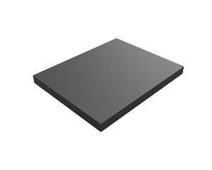 1200mm x 1500mm x 111mm Lightweight Honeycomb Breadboard