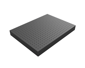 450mm x 600mm x 60mm Lightweight Honeycomb Breadboard