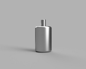 Ø1/2 in Stainless Steel Post - 3/4 in Long