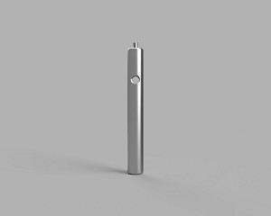 Ø1/2 in Stainless Steel Post - 4 in Long
