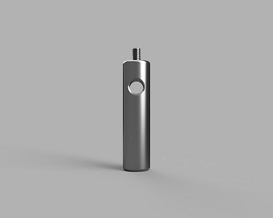 Ø12.7mm Stainless Steel Post - 50mm Long