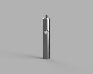 Ø12.7mm Stainless Steel Post - 75mm Long