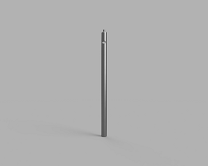 Ø12.7mm Stainless Steel Post - 250mm Long