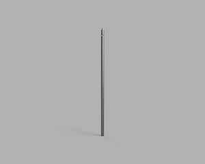 Ø12.7mm Stainless Steel Post - 450mm Long