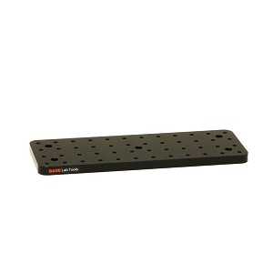 100mm x 300mm Solid Aluminum Optical Breadboard
