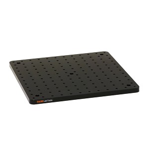 300mm x 300mm x 13mm Solid Aluminum Breadboard, Metric
