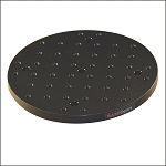 Ø8 in Round Solid Aluminum Optical Breadboard