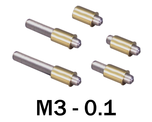 Fine Adjustment Screws