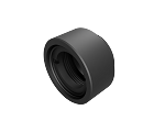 Ø1/2in Lens Tube - Internal Thread 0.3in Long