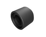 Ø1/2in Lens Tube - Internal Thread 0.5in Long