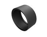 Ø2in Lens Tube - Internal Thread 1.0in Long