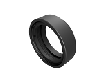 Ø1in Lens Tube Threaded 1.035-40 - 0.3in Long