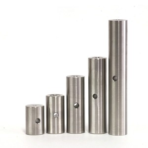 Ø1 in Stainless Steel Post -  Length 2.0 in