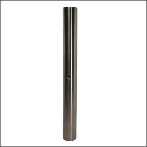 "Ø1.5"" Stainless Steel Post -  Length 10.0"""