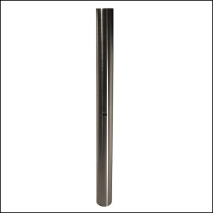 Ø38.1mm (1.5in) Stainless Steel Post -  Length 350mm