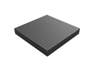 450mm x 450mm x 60mm Lightweight Honeycomb Breadboard