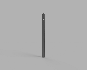 Ø12.7mm Stainless Steel Post - 200mm Long