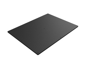 900mm x 1200mm x 20mm Thick Solid Aluminum Optical Breadboard